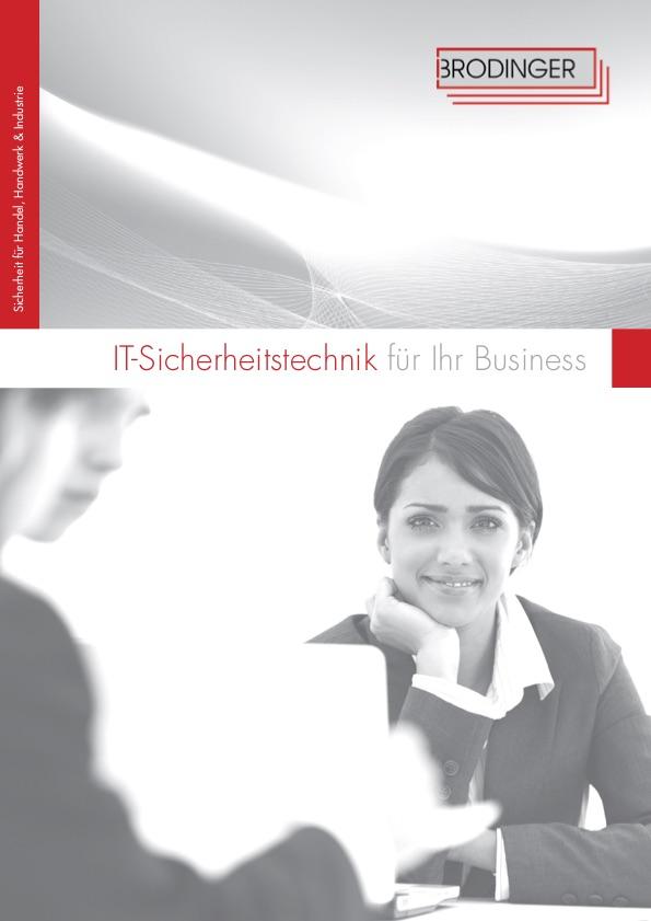 BRODINGER IT-Sicherheitstechnik Folder